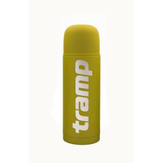Термос Tramp Soft Touch 0,75 л желтый