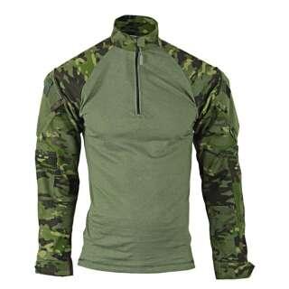 Tru-Spec рубашка 1/4 Zip Multicam Tropic
