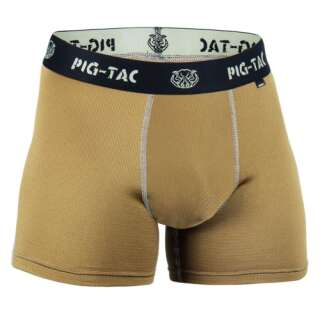 Труси польові PCB-DELTA (Punisher Combat Boxers Polartec Delta) [1174] Coyote Brown, P1G-Tac