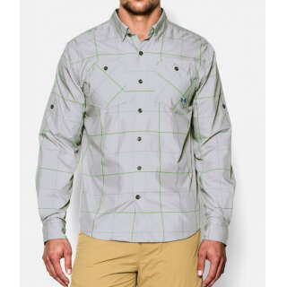 Under Armour рубашка Chesapeake Plaid Shirt Elemental Plaid