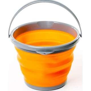 ВедроскладноесиликоновоеTramp TRC-091-orange, TRAMP