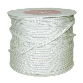 Веревка Кани 6 мм, White