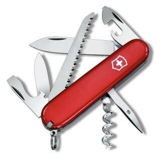 Victorinox нож складной Camper красный