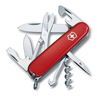 Victorinox нож складной Climber красный