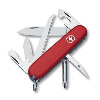 Victorinox нож складной Hiker красный