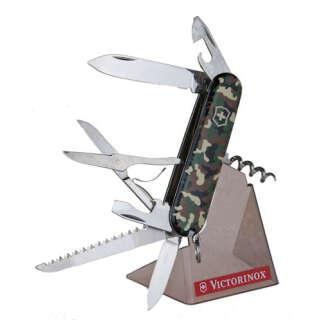 Victorinox нож складной Huntsman камуфл.