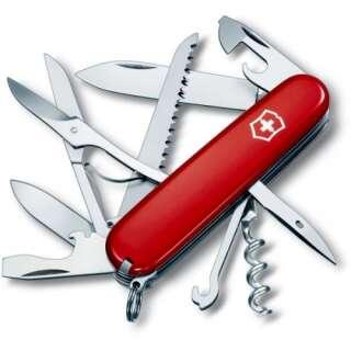 Victorinox нож складной Huntsman красный