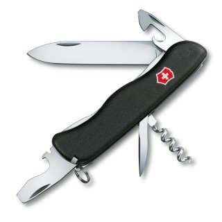 Victorinox нож складной Nomad черный