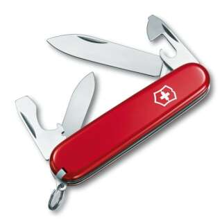 Victorinox нож складной Recruit красный