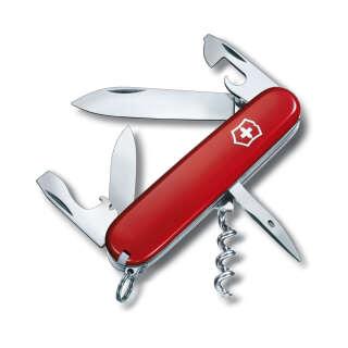 Victorinox нож складной Spartan красный