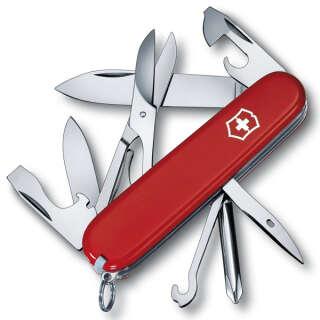 Victorinox нож складной Super Tinker красный