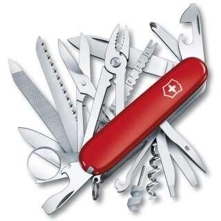 Victorinox нож складной SwissChamp красный
