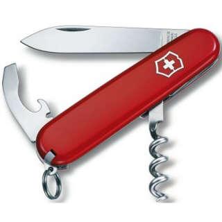 Victorinox нож складной Waiter красный