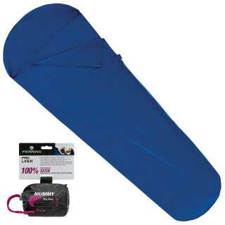 Вкладиш для спального мішка Ferrino Liner Pro Mummy Blue