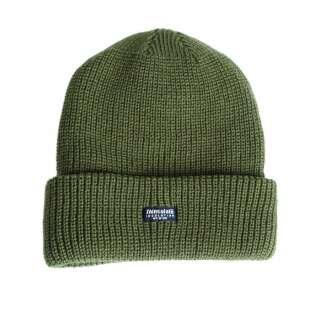 Акрилова шапка Mil-Tec в'язана з утеплювачем (Thinsulatе) (Olive), Mil-tec