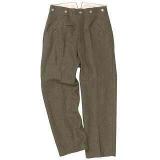 WH штаны М40 (REPRO), Feldgrau, Mil-tec
