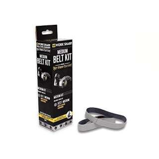 Work Sharp Набір змінніх Ременів 5шт Belt Kit for X22 Medium PP0003207
