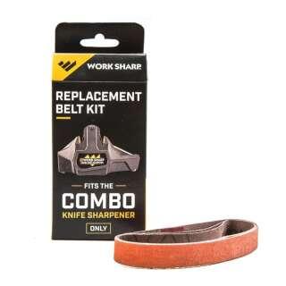 Work Sharp Набір змінніх Ременів Belt Kit для Combo Sharpener
