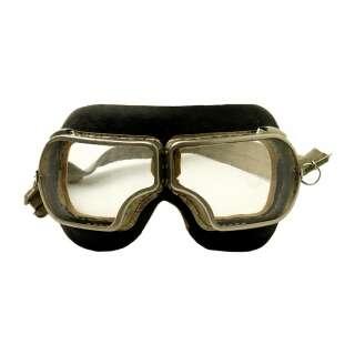 WWII мотоциклетные очки, US Brown
