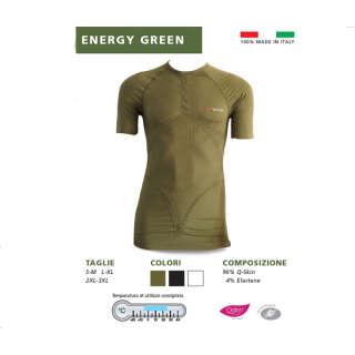 X Tech футболка Energy олива