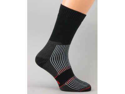 X Tech носки Warrior XT13 черные