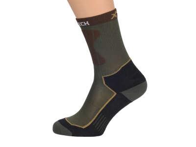X Tech носки XT45 олива