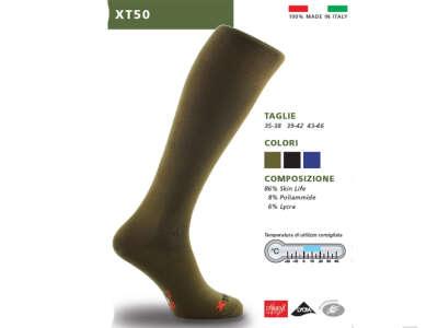 X Tech носки XT50 олива