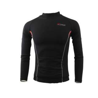 X Tech рубашка Race 2 черная все разм.