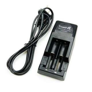 Зарядное устройство 2*18650, 16340 Trustfire [019] Black, Другие