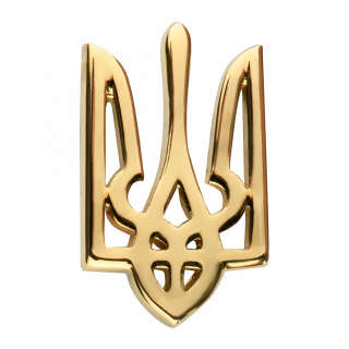 Значок Тризуб (литий)