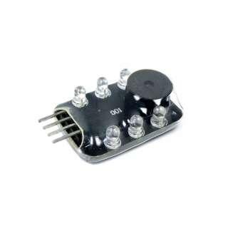Звуковой LED индикатор заряда Li-Po/Li-ion/LiMn/LiFe батарей [Firefox]