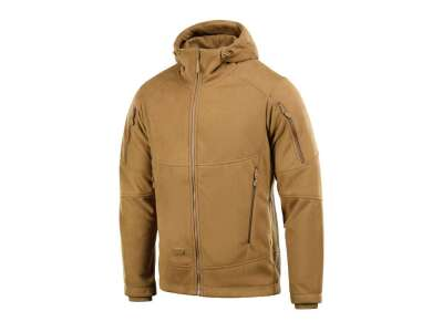 M-Tac кофта Rider Windblock Fleece Coyote Brown