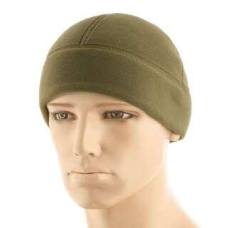 M-Tac шапка Watch Cap Premium (плоский шов) флис (343г/м2) Army Olive