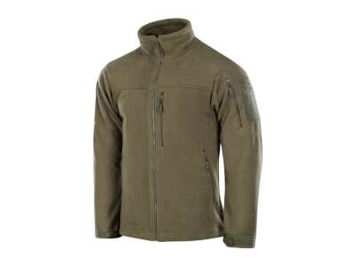 M-Tac куртка Alpha Microfleece Light Dark Olive