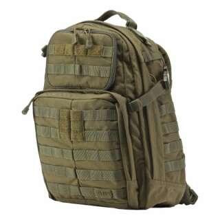 Рюкзак тактичний 5.11 RUSH 24 Backpack, [188] TAC OD, 44140
