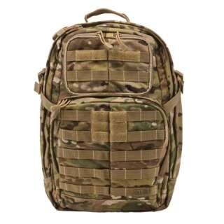 Рюкзак тактичний 5.11 MultiCam RUSH 24 Backpack, [169] Multicam, 44140