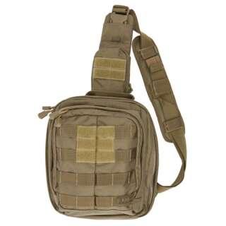 Сумка-рюкзак тактическая 5.11 RUSH MOAB 6, [328] Sandstone, 5.11