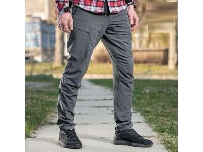 M-Tac штани Sahara Flex Dark Grey