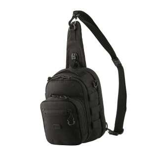M-Tac сумка Cross Bag Carabiner Elite Black