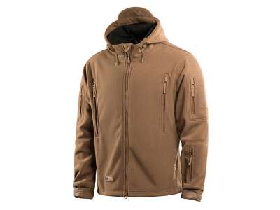 M-Tac куртка флисовая Windblock Division Gen.II Coyote Brown