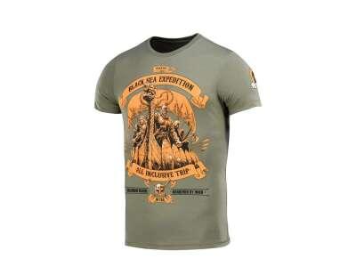 M-Tac футболка Black Sea Expedition Light Olive