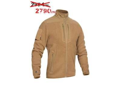 Куртка утепляющая зимняя PCWJ-Thermal Pro (Punisher Combat Warmer Jacket Polartec Thermal Pro), [1174] Coyote Brown, P1G