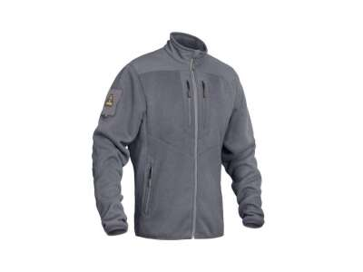 Куртка утепляющая зимняя PCWJ-Thermal Pro (Punisher Combat Warmer Jacket Polartec Thermal Pro), [1223] Graphite, P1G