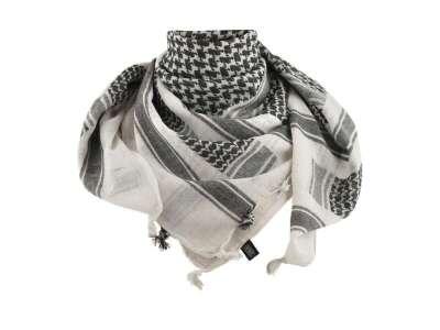 M-Tac шарф шемаг White/Black