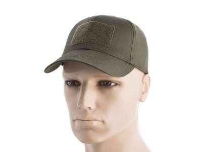 M-Tac бейсболка тактична Elite Flex рип-стоп Army Olive