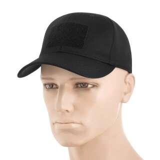 M-Tac бейсболка тактическая Flex Black