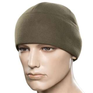 M-Tac шапка Watch Cap Elite фліс (260г/м2) with Slimtex Army Olive