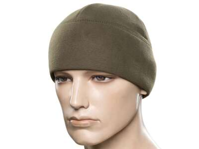 M-Tac шапка Watch Cap Elite фліс (260г/м2) with Slimtex Army Olive