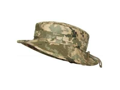 Панама военная полевая MBH (Military Boonie Hat) - Tropical, [1331] Ukrainian Digital Camo (MM-14), P1G