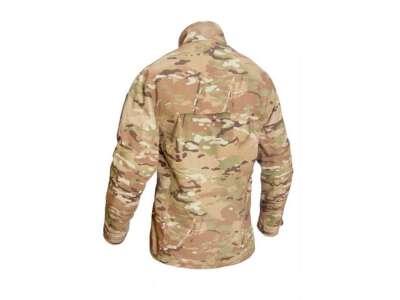 Куртка-китель полевая PCJ- LW (Punisher Combat Jacket-Light Weight) - Prof-It-On, [1250] MTP/MCU camo, P1G®